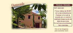 AND820 Huéscar. Granada  Finca y cortijo en venta http://www.lancoisdoval.es/fincas-en-venta.html