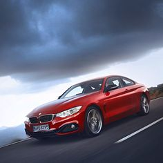 """""""No matter how dark the sky, the #BMW #4Series Coupé always shines brightly."""""""