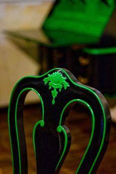 Vintage & Chic · Blog decoración. Vintage. DIY. Ideas para decorar tu casa: Nueva vida para muebles clásicos [] Antique furniture with a twist