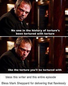 Love Crowley