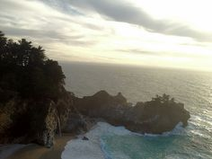 McWay Falls by firsten, via Flickr