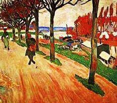 Andre Derain is considered to be the greatest Fauvist painter. His work from the Fauvist period is b Paul Cezanne, Gauguin, Henri Matisse, André Derain, Georges Braque, Edouard Vuillard, Art Fauvisme, Maurice De Vlaminck, Modern Art Movements