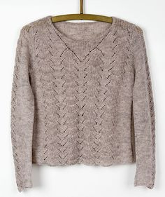Lace bluse. Helga Isager