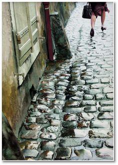 Artodyssey: watercolor Georges Artaud