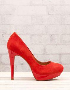 zapatos-stradivarius-rojo
