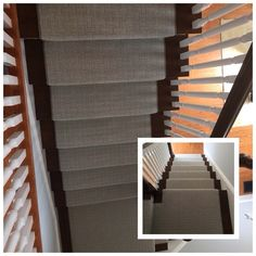 Just installed!  A beautiful wool Wilton, Broome Street II in color blue ice was installed on a client's staircase on Nantucket for local designer, Nantucket Looms Design. @nantucketlooms #LoomsDesign #ACK #stairinstallation (scheduled via http://www.tailwindapp.com?utm_source=pinterest&utm_medium=twpin&utm_content=post91837413&utm_campaign=scheduler_attribution)