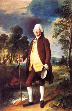 Benjamin Truman - Thomas Gainsborough