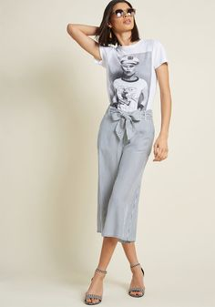 Crop of Your Game Culottes