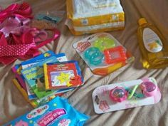 About Baby Shower Diaper Cakes