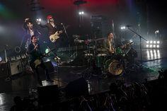 [写真] 斉藤和義と中村達也によるロックユニットMANNISH BOYS 史上最大規模のツアーを完走(エキサイトミュージック) - エキサイトニュース