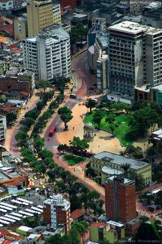 Colombia - Centro de Bogotá.