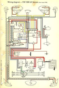 wiring a dune buggy google search 69 vw bug dune dune buggy wiring schematic google search