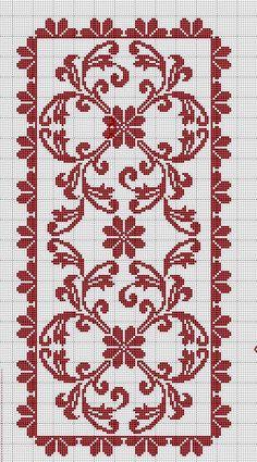 Heklanje Za Tebe I Mene 495 – Heklanje Cross Stitch Rose, Cross Stitch Borders, Cross Stitch Designs, Cross Stitching, Cross Stitch Patterns, Beaded Embroidery, Cross Stitch Embroidery, Embroidery Patterns, Hand Embroidery