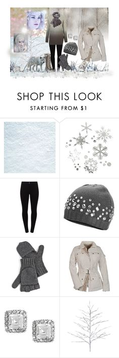 Winter Wonderland by iluvmass on Polyvore featuring Barbour, Patrizia Pepe, Betsey Johnson, Bop Basics, SOREL and Faliero Sarti