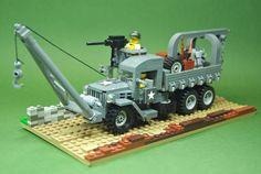 Lego Soldiers, Lego Ww2, Lego Army, Lego Autos, Steampunk Lego, Lego Zombies, Lego Truck, Lego Castle, Cool Lego Creations
