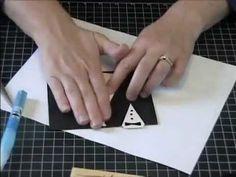 Handmade Wedding Bride and Groom Card - YouTube