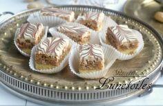 gâteau sable macaron aux cacahuètes Exotic Food, Eclairs, Biscotti, Macarons, Coco, Tiramisu, Muffins, Cheesecake, Food And Drink