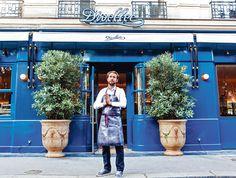 Mathieu Pacaud a repris le Divellec, institution marine des Invalides. Restaurant Paris, Paris Restaurants, Resto Paris, Tables, Hui, Places, Food, Parisians, French Food