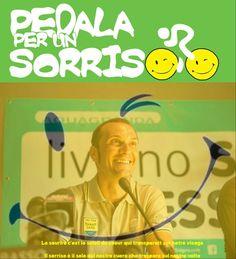 - Le 25 octobre rendez-vous à Roma pour la Pedala per un sorriso avec Ivan. Sur le blog, toutes les informations sur la manifestation. ☺ - Il 25 ottobre appuntamento a Roma per la Pedala per un sorriso con Ivan, Tinkoff Saxo. Sul blog, tutte le informazioni sulla manifestazione. ☺ http://forzaivanofficiel.blog4ever.com/du-velo-du-sourire-et-ivan