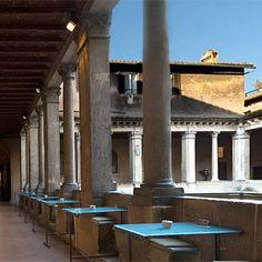Caffetteria Dart - Chiostro del Bramante Via della Pace 00186 Roma, Italia