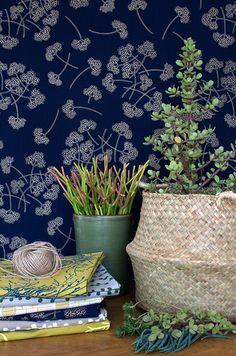 Design Team Fabrics- My Succulent Garden Nature Inspiration, Garden Design, Tapestry, Fabric, Home Decor, Inspiration, Local Design