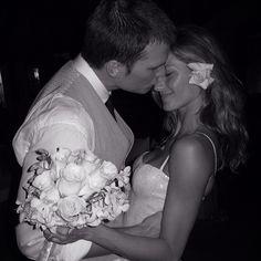 Tom and Gisele's 2009 wedding