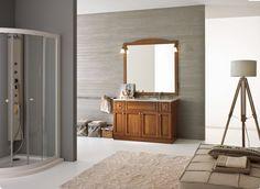 progettiamo e vendiamo l'arredo bagno, con mobili da bagno di qualità, con doppio e singolo lavello - CARMINATI e SONZOGNI Arredamenti, a Zogno Bergamo