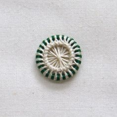 Get Creative with Heirloom Buttons - Threads