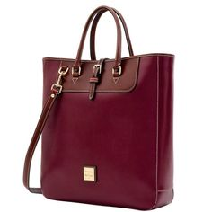 e934be2516428 Dooney   Bourke Claremont Editors Travel Tote (Introduced by Dooney    Bourke at  298 in