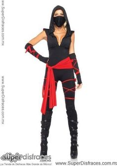JQUAL Halloween costume cosplay Sexy Female ninja 001 The post JQUAL Halloween costume cosplay Sexy Female ninja 001 appeared first on Halloween Costumes Best. -- This is a super hot and sexy halloween costume click it to see all the details! Halloween Kostüm Ninja, Halloween Noir, Adult Halloween, Women Halloween, Halloween Party, Halloween Cosplay, Halloween Shoes, Halloween Carnival, Halloween Jewelry