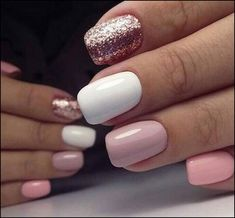 In seek out some nail designs and ideas for your nails? Here is our listing of must-try coffin acrylic nails for modern women. Hair And Nails, My Nails, Nails Inc, Classy Nail Art, Classy Gel Nails, Nagellack Design, Dipped Nails, Super Nails, Nagel Gel