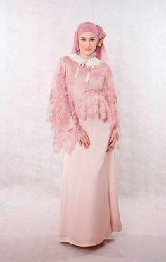 21 Best Brokat Pesta Images Hijab Dress Kebaya Hijab Kebaya Muslim