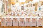Elegant in rosa komplett Deko Hochzeit