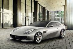 Ferrari heeft een turboversie van FF-opvolger GTC4Lusso geïntroduceerd.