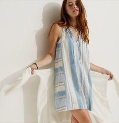 #Lou&Grey Hacienda Cutaway Dress