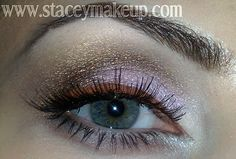 Tutorial: Gilded lilac