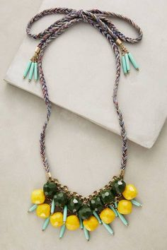 Alondra Bib Necklace
