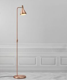 Nordlux Float Floor Lamp GU10 - Copper