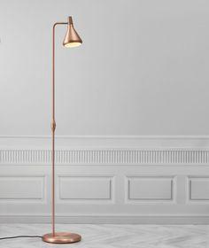 Nordlux Float Floor Lamp GU10 - Copper