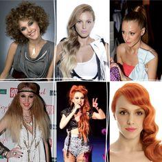Τάμτα: Οι top στιγμές του στυλ της Celebs, Celebrities, Celebrity Style, Dreadlocks, Hair Styles, Beauty, Hair Plait Styles, Hair Makeup, Hairdos