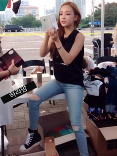 SWEET하라 - hara's international fansite