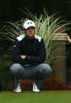 ... jordan spieth jordan spieth waits to hit on the 2nd hold during the