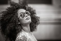 Love it #naturalhair - some things only look good on Pinterest