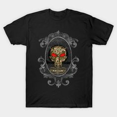 Check out this awesome 'Awesome+skull' design on @TeePublic!