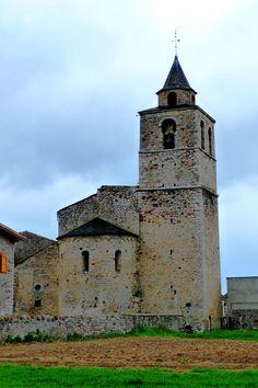 Església de Santa Maria de Talló (Cerdanya)