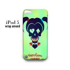 Suicide Squad Harley Quinn iPod Touch 5 Case Wrap Around