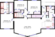 alternate floor plan 1