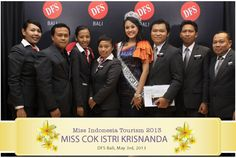 DFS Bali drives Golden Week excitement with appearance of Miss Indonesia Tourism