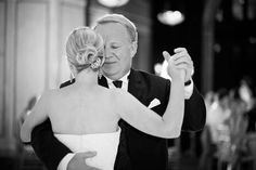 """New Father/Daughter Dance Song Ideas (That Don't Suck) Here are some non-cheesy songs you may want to consider for your dance with dad. """"Father & Daughter"""" by Paul Simon """"Daddy"""" by Beyoncé """"The Best. Father Daughter Wedding Dance, Dance With My Father, Daughter Songs, Daddy Daughter, Top Wedding Songs, Wedding Music, Wedding Album, Dream Wedding, Wedding Stuff"""