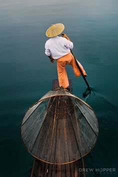 """Inle Fisherman - Inle Fisherman on Inle Lake, Myanmar.  <a href=""""http://www.drewhopperphotography.com"""">Website</a>  Follow my other social platforms:  <a href=""""https://www.facebook.com/DrewHopperPhotography/"""">Facebook</a>  <a href=""""https://www.instagram.com/drewhopper/"""">Instagram</a>  <a href=""""https://twitter.com/DrewHopperPhoto"""">Twitter</a>  <a href=""""http://drewhopper.deviantart.com/"""">DeviantART</a>  <a href=""""https://www.flickr.com/photos/drewhopper/"""">Flickr</a>   For image licensing or…"""